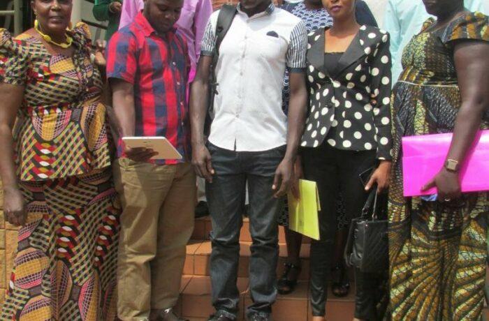 Business Coaching & Mentorship Training for Uganda Best Farmers 2016
