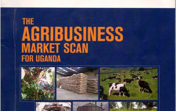 The Agribusiness Market Scan 2016
