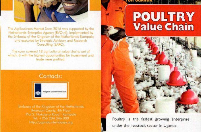 Follow up on the Agribusiness Market Scan Uganda